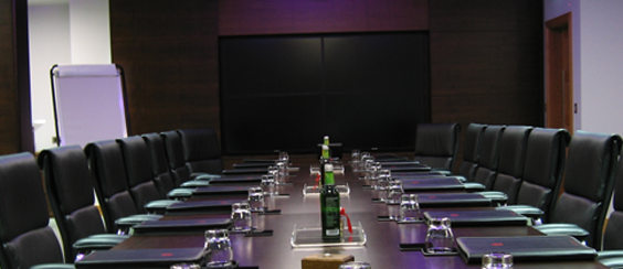 Keiba Solutions Conference Room