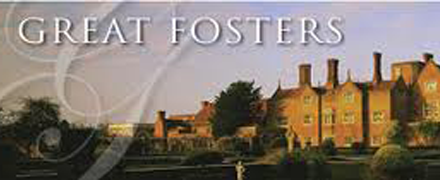 Great Fosters Coach House